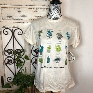 French pastry indestructible houseplants tee shirt